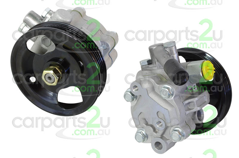 NISSAN PULSAR D40M UTE *SPANISH BUILD VSK*  POWER STEERING PUMP - New quality car parts & auto spares online Australia wide with the convenience of shopping from your own home. Carparts 2U Penrith Sydney