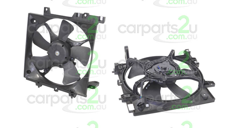 SUBARU IMPREZA FORESTER WAGON  RADIATOR FAN ASSEMBLY - New quality car parts & auto spares online Australia wide with the convenience of shopping from your own home. Carparts 2U Penrith Sydney