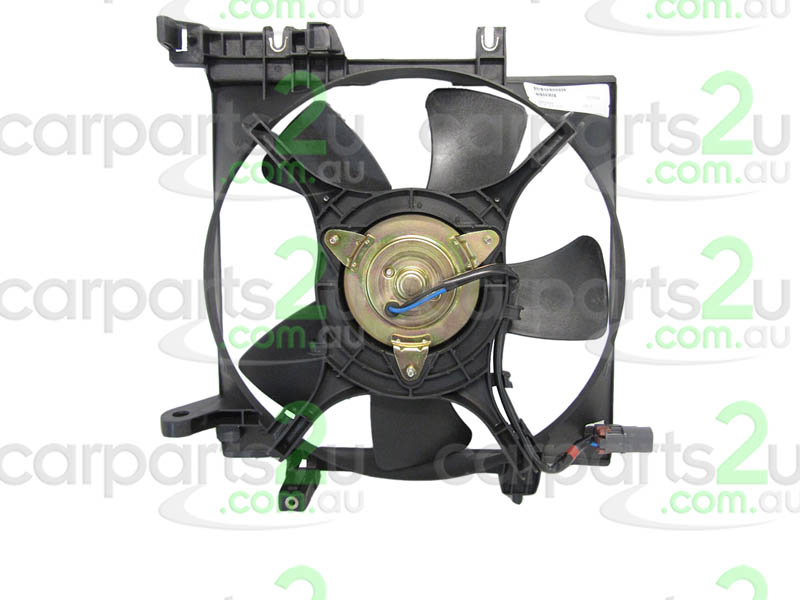 SUBARU LIBERTY IMPREZA  RADIATOR FAN ASSEMBLY - New quality car parts & auto spares online Australia wide with the convenience of shopping from your own home. Carparts 2U Penrith Sydney