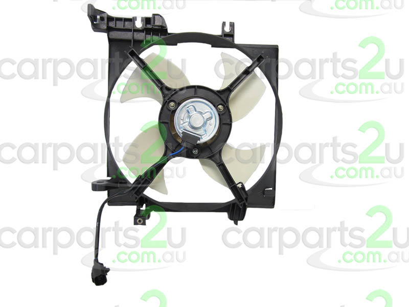 SUBARU LIBERTY LIBERTY 4TH GEN  RADIATOR FAN ASSEMBLY - New quality car parts & auto spares online Australia wide with the convenience of shopping from your own home. Carparts 2U Penrith Sydney