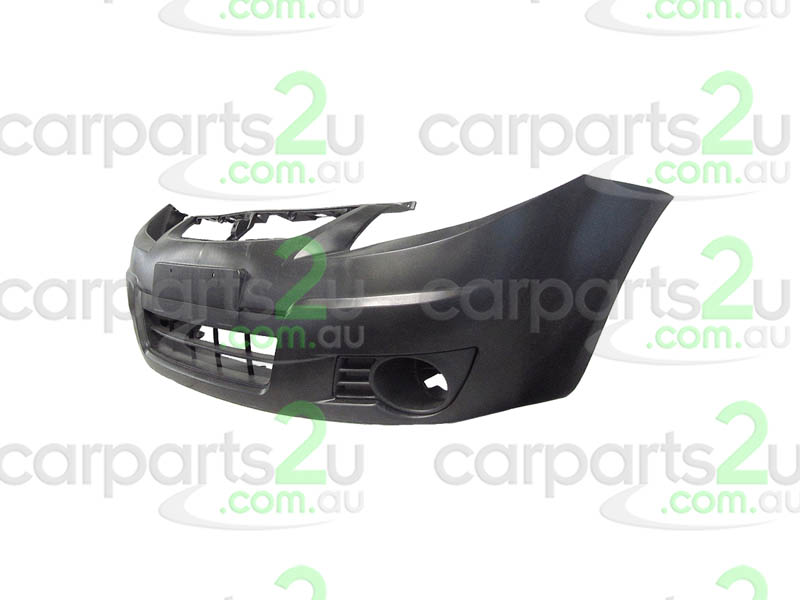 SUZUKI SX4 FZ  FRONT BUMPER - New quality car parts & auto spares online Australia wide with the convenience of shopping from your own home. Carparts 2U Penrith Sydney