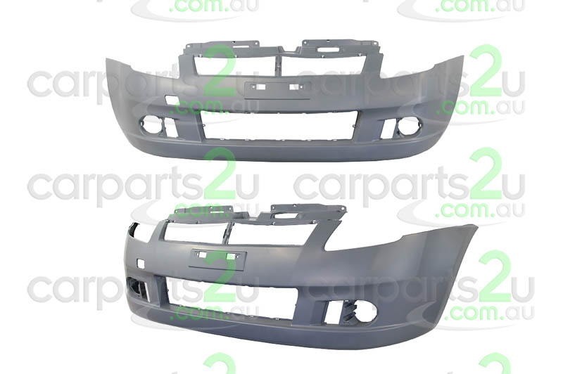SUZUKI SWIFT SX4  FRONT BUMPER - New quality car parts & auto spares online Australia wide with the convenience of shopping from your own home. Carparts 2U Penrith Sydney