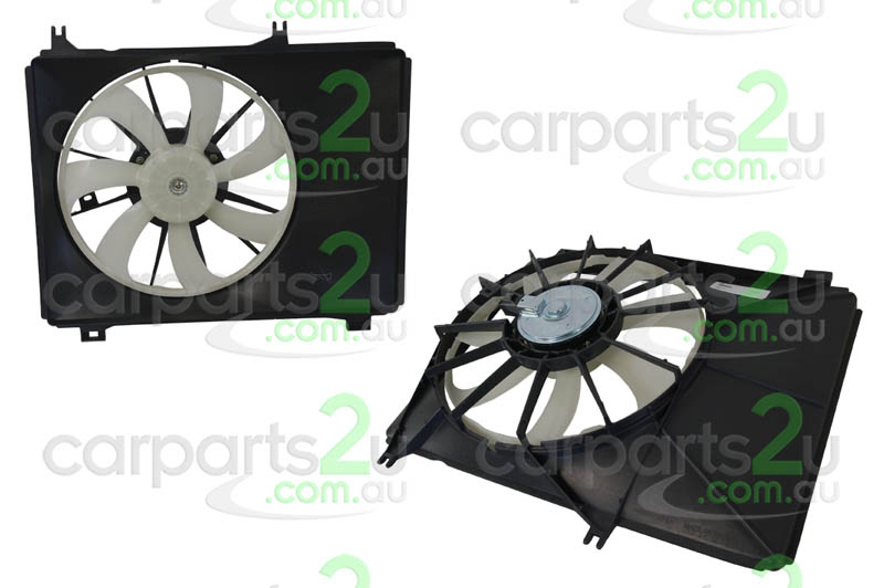 SUZUKI SWIFT RS  RADIATOR FAN ASSEMBLY - New quality car parts & auto spares online Australia wide with the convenience of shopping from your own home. Carparts 2U Penrith Sydney
