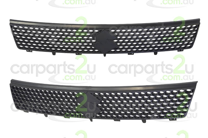SUZUKI SWIFT SX4  GRILLE - New quality car parts & auto spares online Australia wide with the convenience of shopping from your own home. Carparts 2U Penrith Sydney