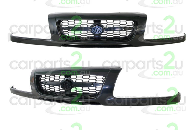 SUZUKI GRAND VITARA FZ  GRILLE - New quality car parts & auto spares online Australia wide with the convenience of shopping from your own home. Carparts 2U Penrith Sydney