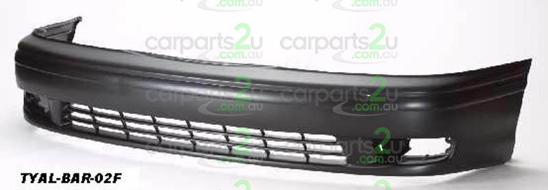 TOYOTA AVALON RUKUS  FRONT BUMPER - New quality car parts & auto spares online Australia wide with the convenience of shopping from your own home. Carparts 2U Penrith Sydney