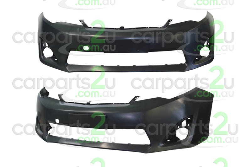 TOYOTA CAMRY HYBRID AHV40  FRONT BUMPER - New quality car parts & auto spares online Australia wide with the convenience of shopping from your own home. Carparts 2U Penrith Sydney