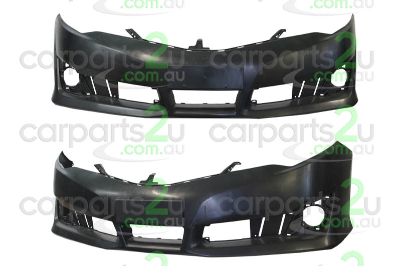 TOYOTA CAMRY ASV50  FRONT BUMPER - New quality car parts & auto spares online Australia wide with the convenience of shopping from your own home. Carparts 2U Penrith Sydney