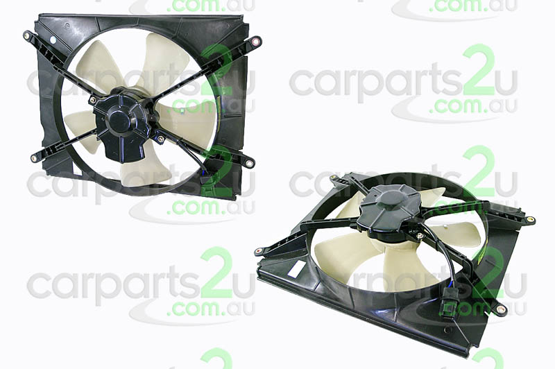 TOYOTA CAMRY GSV40  RADIATOR FAN ASSEMBLY - New quality car parts & auto spares online Australia wide with the convenience of shopping from your own home. Carparts 2U Penrith Sydney