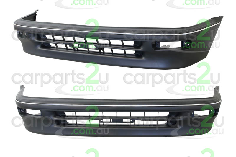 TOYOTA COROLLA AE90/AE92/AE93  FRONT BUMPER - New quality car parts & auto spares online Australia wide with the convenience of shopping from your own home. Carparts 2U Penrith Sydney