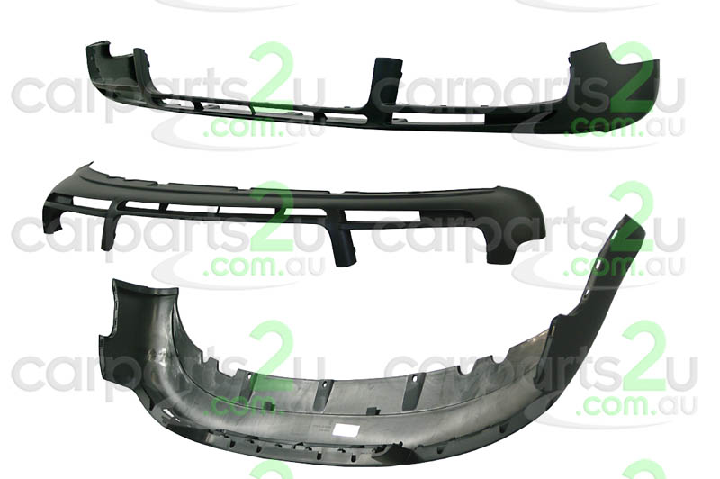 AUDI A4 A4 B6  FRONT BAR LOWER APRON - New quality car parts & auto spares online Australia wide with the convenience of shopping from your own home. Carparts 2U Penrith Sydney