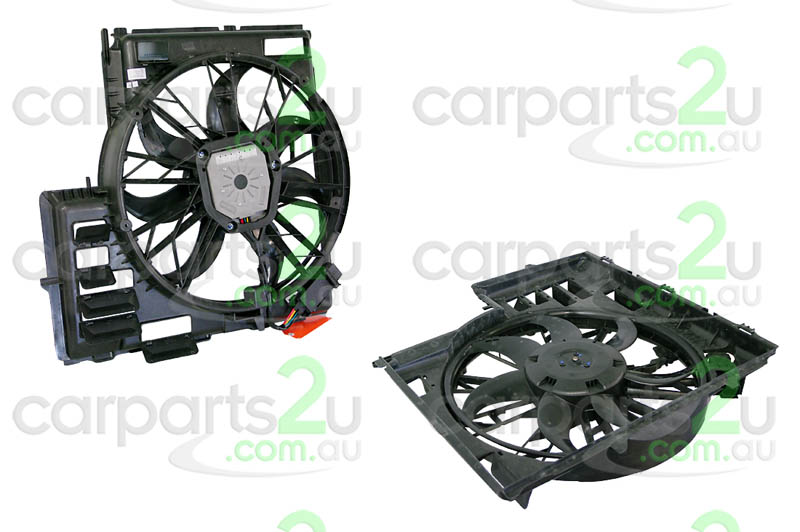 BMW X5 E36  RADIATOR FAN ASSEMBLY - New quality car parts & auto spares online Australia wide with the convenience of shopping from your own home. Carparts 2U Penrith Sydney