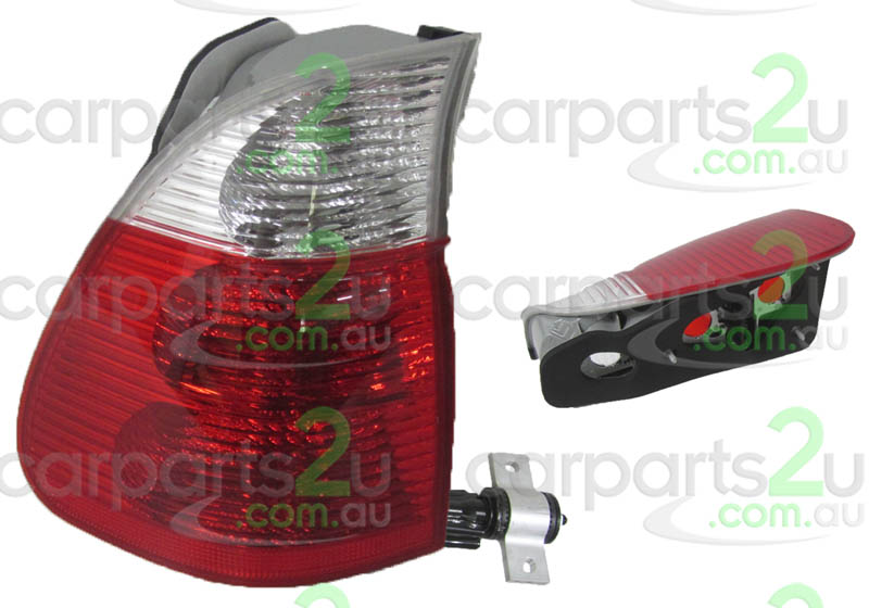 To suit BMW X5 X5 E53  TAIL LIGHT - New quality car parts & auto spares online Australia wide with the convenience of shopping from your own home. Carparts 2U Penrith Sydney