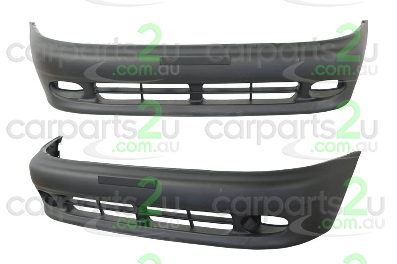 To suit DAEWOO LANOS LANOS  FRONT BUMPER - New quality car parts & auto spares online Australia wide with the convenience of shopping from your own home. Carparts 2U Penrith Sydney