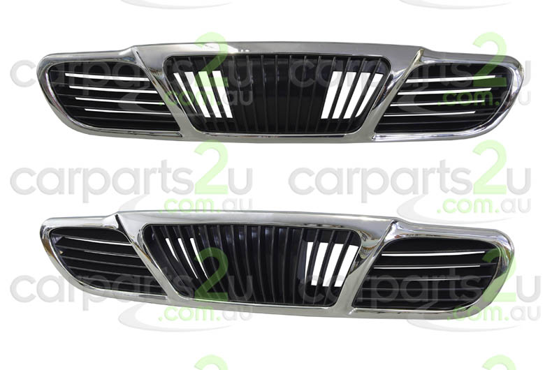 To suit DAEWOO LANOS  GRILLE - New quality car parts & auto spares online Australia wide with the convenience of shopping from your own home. Carparts 2U Penrith Sydney