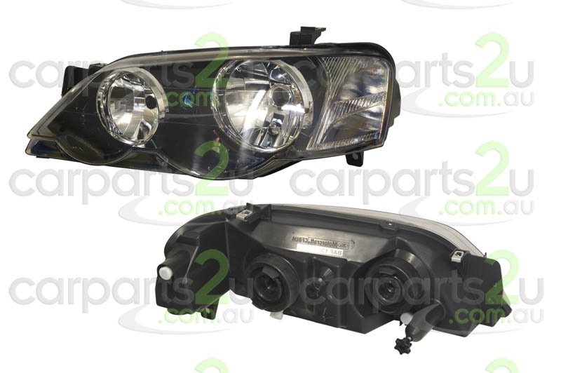 FORD FALCON PE  HEAD LIGHT - New quality car parts & auto spares online Australia wide with the convenience of shopping from your own home. Carparts 2U Penrith Sydney