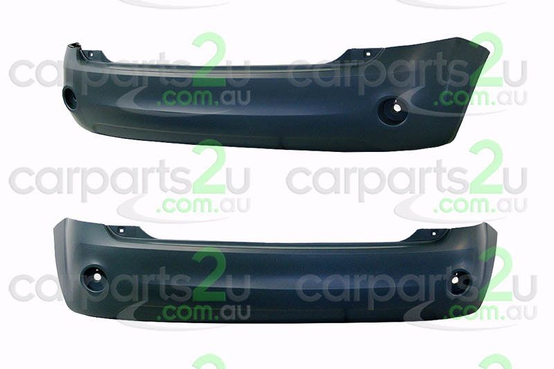 FORD FIESTA AU  REAR BUMPER - New quality car parts & auto spares online Australia wide with the convenience of shopping from your own home. Carparts 2U Penrith Sydney