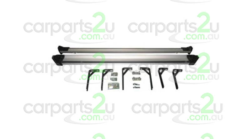 To suit FORD RANGER MN  SIDE STEPS - New quality car parts & auto spares online Australia wide with the convenience of shopping from your own home. Carparts 2U Penrith Sydney