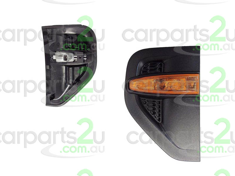 FORD RANGER FIESTA WP/WQ  GUARD SIDE INDICATOR - New quality car parts & auto spares online Australia wide with the convenience of shopping from your own home. Carparts 2U Penrith Sydney