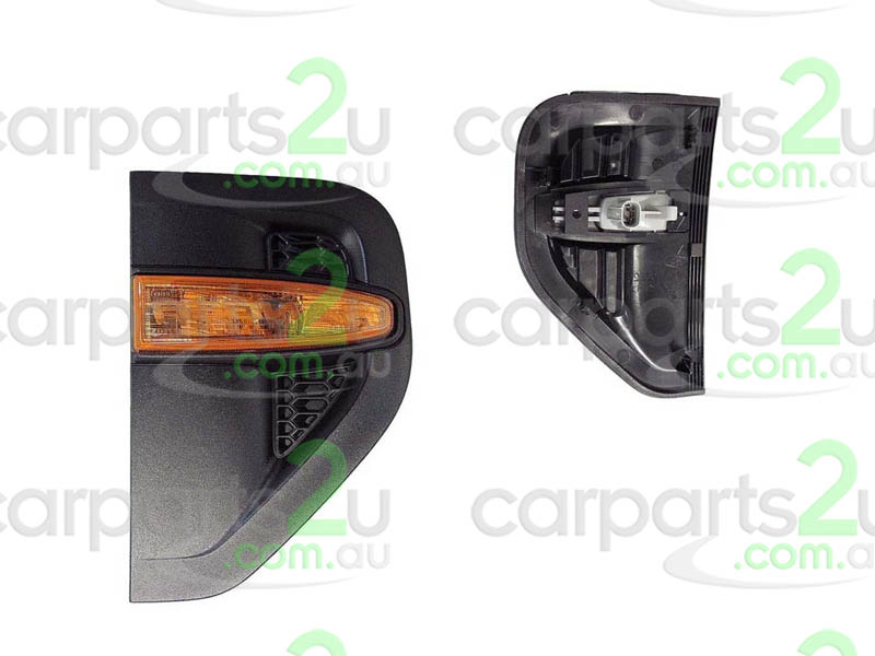 FORD RANGER RANGER UTE PK  GUARD SIDE INDICATOR - New quality car parts & auto spares online Australia wide with the convenience of shopping from your own home. Carparts 2U Penrith Sydney