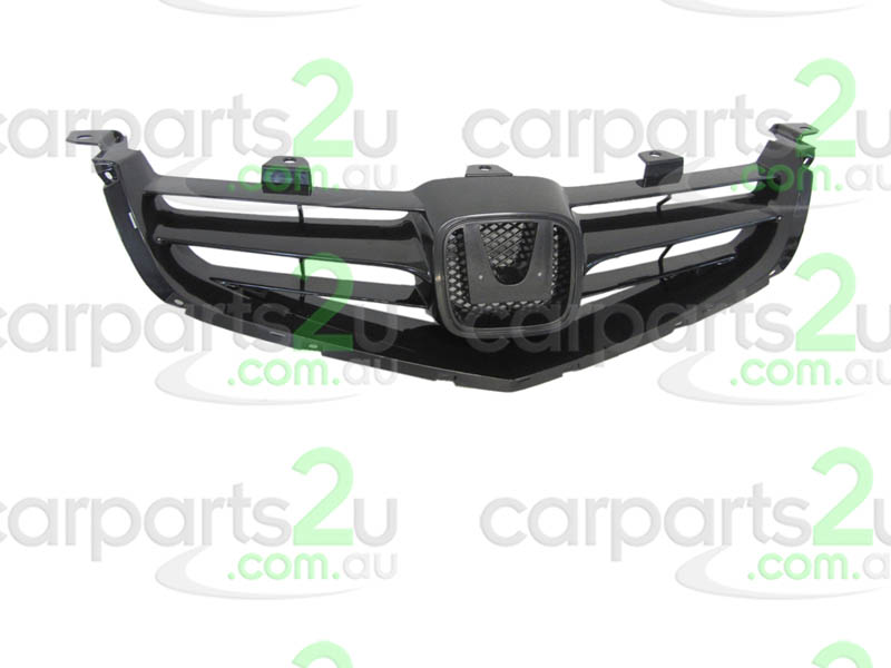 HONDA ACCORD CM  GRILLE - New quality car parts & auto spares online Australia wide with the convenience of shopping from your own home. Carparts 2U Penrith Sydney