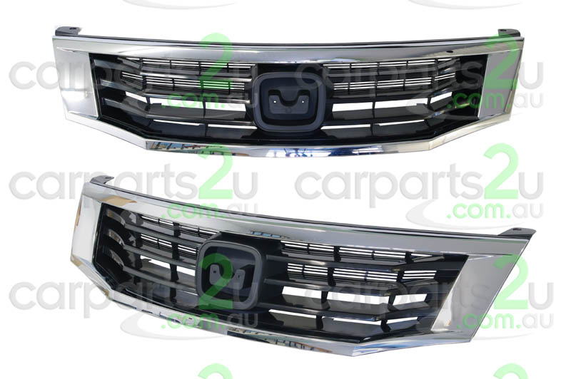 HONDA ACCORD CL EURO  GRILLE - New quality car parts & auto spares online Australia wide with the convenience of shopping from your own home. Carparts 2U Penrith Sydney