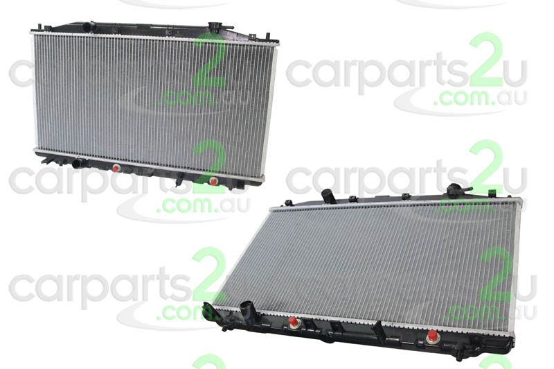 HONDA ACCORD CITY GM  RADIATOR - New quality car parts & auto spares online Australia wide with the convenience of shopping from your own home. Carparts 2U Penrith Sydney