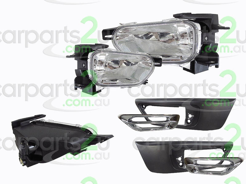 HONDA CRV FK HATCH  FOG LIGHT KIT - New quality car parts & auto spares online Australia wide with the convenience of shopping from your own home. Carparts 2U Penrith Sydney