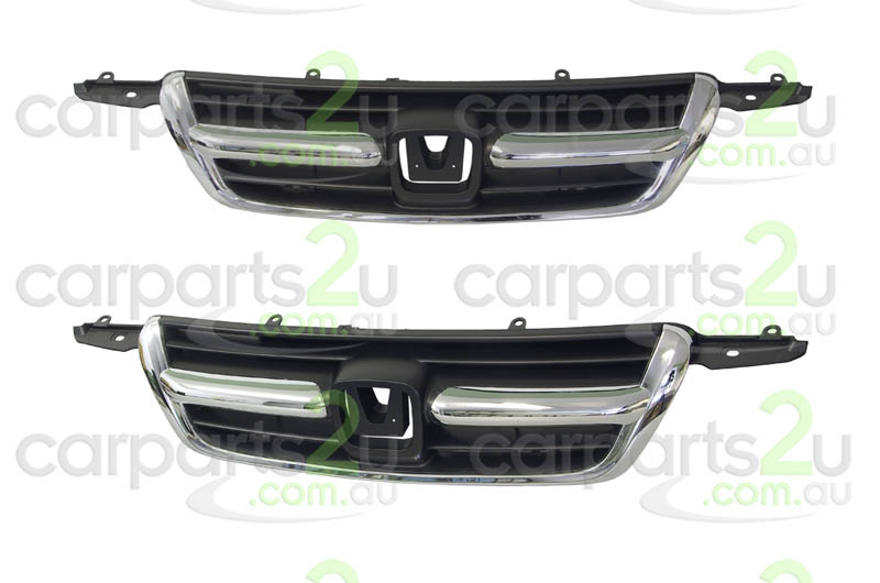 HONDA CRV CRV WAGON RM  GRILLE - New quality car parts & auto spares online Australia wide with the convenience of shopping from your own home. Carparts 2U Penrith Sydney