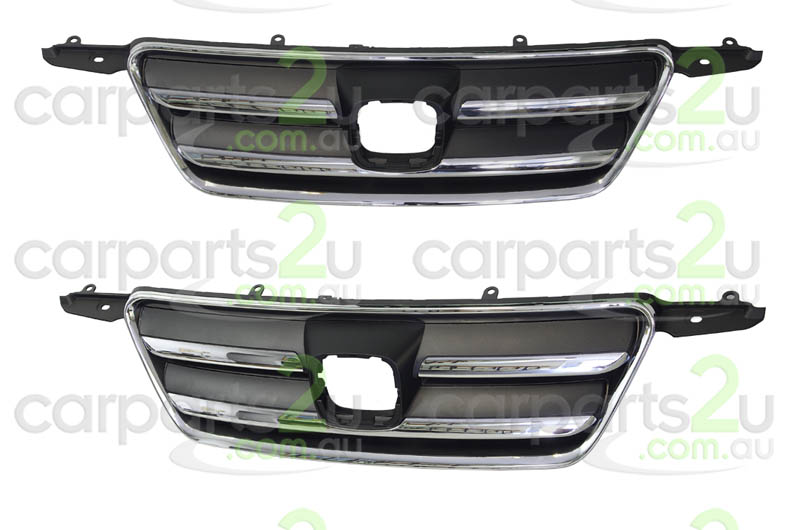 HONDA CRV CR-V RD WAGON  GRILLE - New quality car parts & auto spares online Australia wide with the convenience of shopping from your own home. Carparts 2U Penrith Sydney