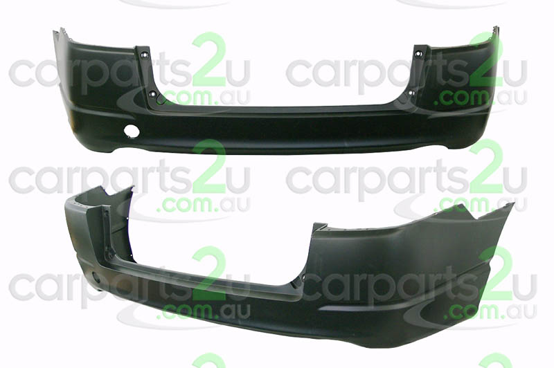 HONDA ODYSSEY  FB  REAR BUMPER - New quality car parts & auto spares online Australia wide with the convenience of shopping from your own home. Carparts 2U Penrith Sydney