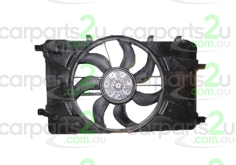 To suit HOLDEN CRUZE CRUZE JG  RADIATOR FAN ASSEMBLY - New quality car parts & auto spares online Australia wide with the convenience of shopping from your own home. Carparts 2U Penrith Sydney