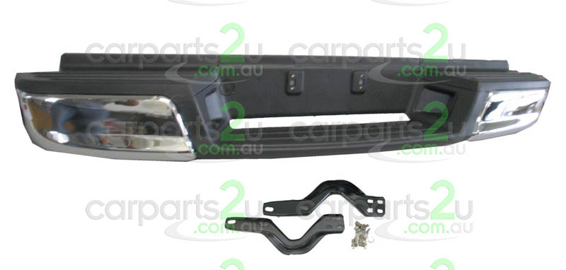 HOLDEN RODEO CRUZE JH  REAR BUMPER - New quality car parts & auto spares online Australia wide with the convenience of shopping from your own home. Carparts 2U Penrith Sydney