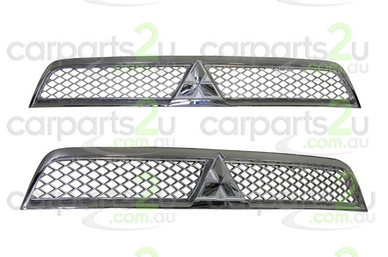 MITSUBISHI LANCER CE SEDAN  GRILLE - New quality car parts & auto spares online Australia wide with the convenience of shopping from your own home. Carparts 2U Penrith Sydney