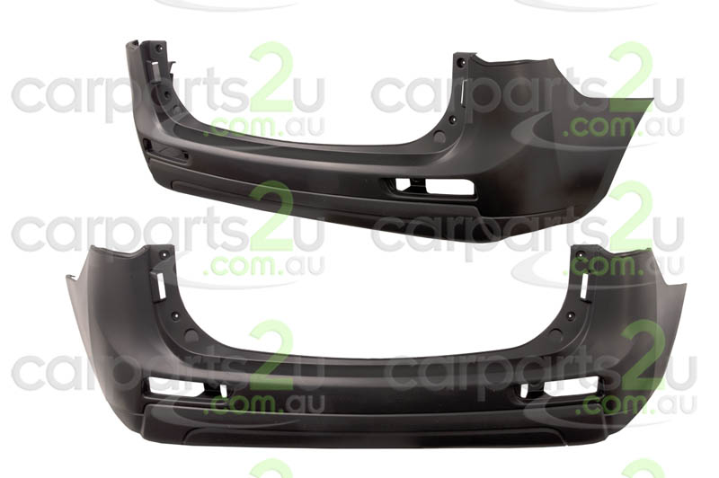 MITSUBISHI OUTLANDER CE COUPE  REAR BUMPER - New quality car parts & auto spares online Australia wide with the convenience of shopping from your own home. Carparts 2U Penrith Sydney