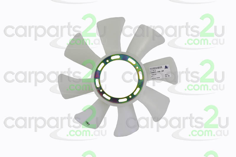 MITSUBISHI TRITON CE COUPE  RADIATOR FAN BLADE - New quality car parts & auto spares online Australia wide with the convenience of shopping from your own home. Carparts 2U Penrith Sydney