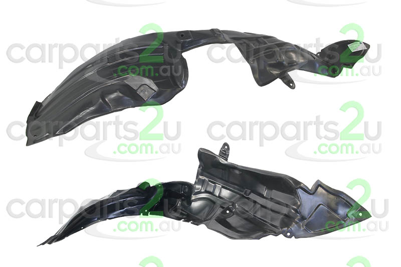 MAZDA MAZDA 2 BT-50 UTE  INNER GUARD LINER - New quality car parts & auto spares online Australia wide with the convenience of shopping from your own home. Carparts 2U Penrith Sydney
