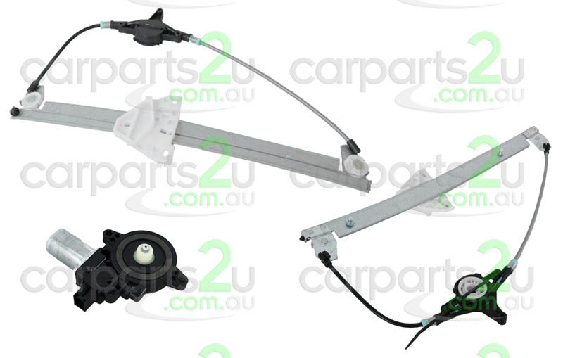 MAZDA MAZDA 2 BJ PROTEGE / ASTINA   WINDOW REGULATOR - New quality car parts & auto spares online Australia wide with the convenience of shopping from your own home. Carparts 2U Penrith Sydney