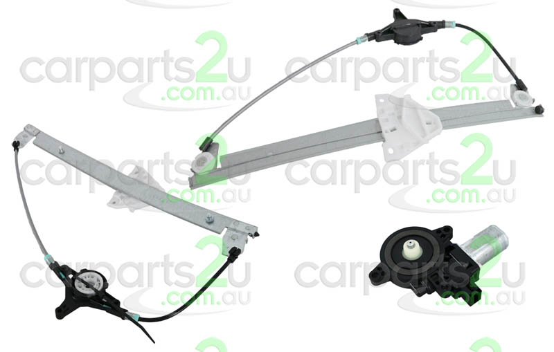 MAZDA MAZDA 2 MAZDA 2 DE  WINDOW REGULATOR - New quality car parts & auto spares online Australia wide with the convenience of shopping from your own home. Carparts 2U Penrith Sydney