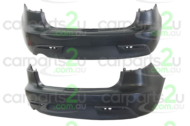 MAZDA MAZDA 3 RX-8  REAR BUMPER - New quality car parts & auto spares online Australia wide with the convenience of shopping from your own home. Carparts 2U Penrith Sydney