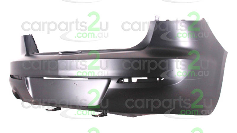 MAZDA MAZDA 3 MAZDA 3 BL  REAR BUMPER - New quality car parts & auto spares online Australia wide with the convenience of shopping from your own home. Carparts 2U Penrith Sydney