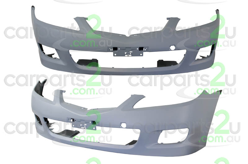MAZDA MAZDA 6 CX-3 DK  FRONT BUMPER - New quality car parts & auto spares online Australia wide with the convenience of shopping from your own home. Carparts 2U Penrith Sydney
