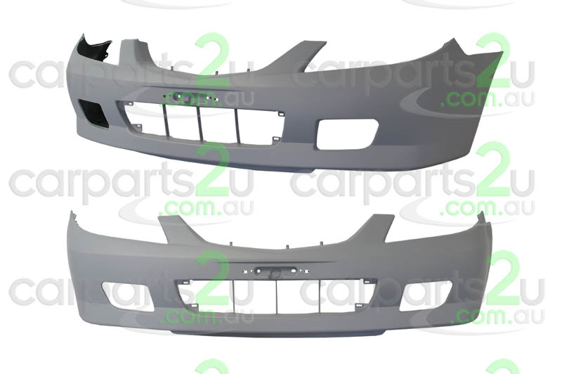 MAZDA 323 MAZDA 6 GG/GY  FRONT BUMPER - New quality car parts & auto spares online Australia wide with the convenience of shopping from your own home. Carparts 2U Penrith Sydney