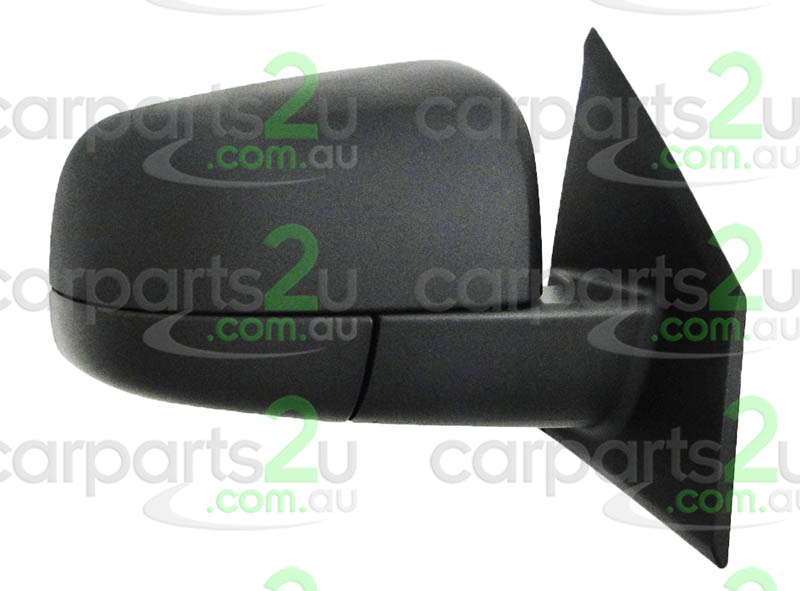 MAZDA BT-50 MAZDA 6 GJ  FRONT DOOR MIRROR - New quality car parts & auto spares online Australia wide with the convenience of shopping from your own home. Carparts 2U Penrith Sydney