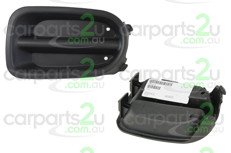 NISSAN PULSAR QASHQAI J11  FRONT BAR GRILLE - New quality car parts & auto spares online Australia wide with the convenience of shopping from your own home. Carparts 2U Penrith Sydney