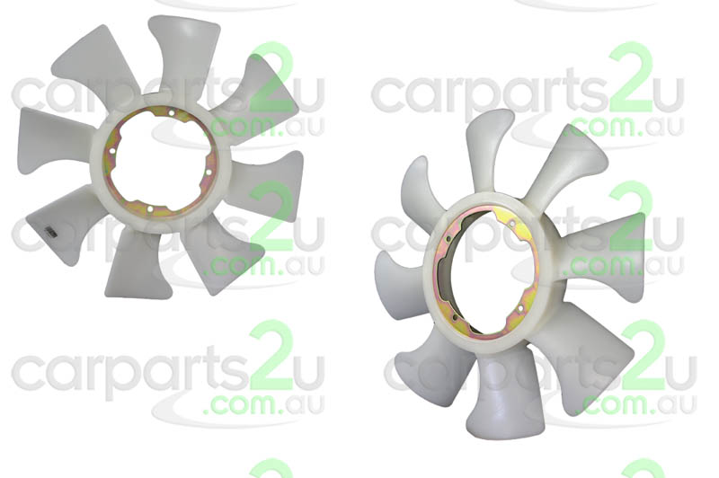 NISSAN PATROL ALMERA N17  RADIATOR FAN BLADE - New quality car parts & auto spares online Australia wide with the convenience of shopping from your own home. Carparts 2U Penrith Sydney