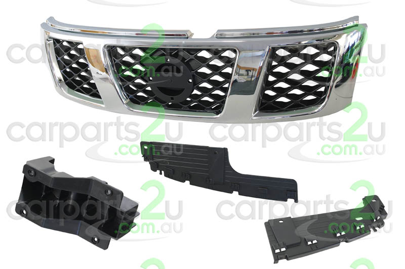 NISSAN PATROL GU / Y61  GRILLE - New quality car parts & auto spares online Australia wide with the convenience of shopping from your own home. Carparts 2U Penrith Sydney