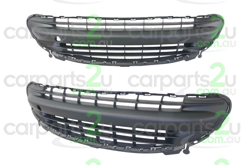 Parts to Suit PEUGEOT 207 Spare Car Parts, 207 FRONT BAR GRILLE