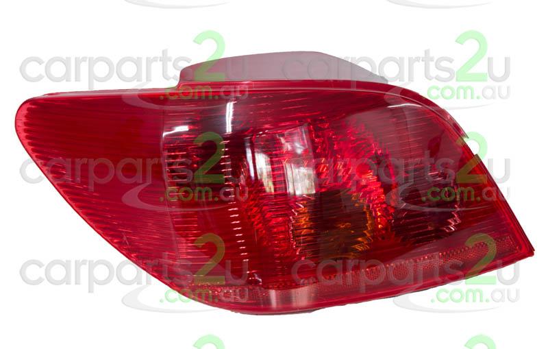 Parts to Suit PEUGEOT 307 Spare Car Parts, T5 TAIL LIGHT
