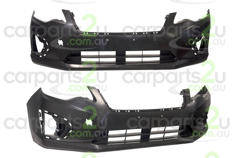 SUBARU IMPREZA IMPREZA G3  FRONT BUMPER - New quality car parts & auto spares online Australia wide with the convenience of shopping from your own home. Carparts 2U Penrith Sydney